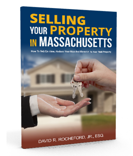 Selling your property in Massachusetts - book cover