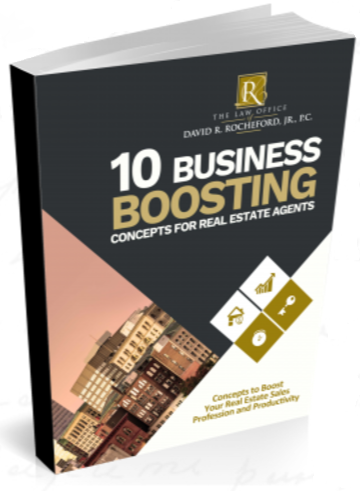 10 Business Boosting Concepts for Real Estate Agents!