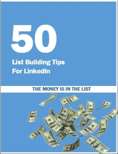 50 List Building Tips Form