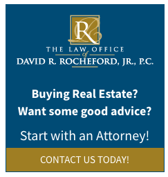 buying real estate? start with an attorney
